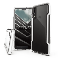 Чехол X-Doria Defense Clear для Huawei P20 White