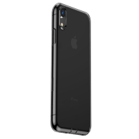 Чехол Baseus Simplicity Series (dust-free) для iPhone XR Transparent Black